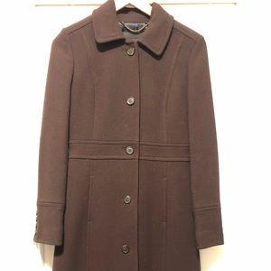 J.Crew Italian wool coat